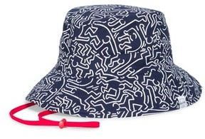 Herschel Men's Creek X Keith Haring Bucket Hat