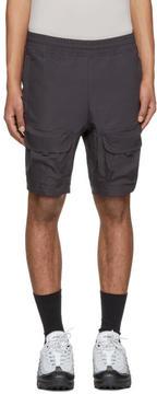 Nike Grey AAE 1.0 Cargo Shorts