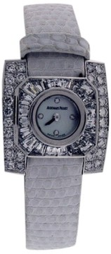 Audemars Piguet Classique 18K White Gold & Diamond 22mm Watch