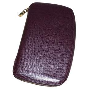 Louis Vuitton Zippy leather wallet - PURPLE - STYLE