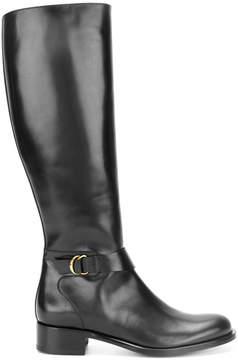 Rupert Sanderson calf-high boots
