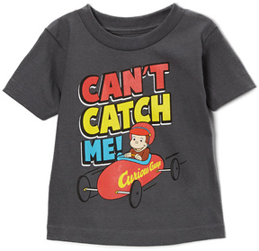 Freeze Charcoal 'Can't Catch Me!' Tee - Toddler