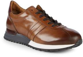 Bruno Magli Men's Leather Platform Sneakers