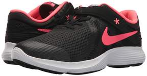 Nike Revolution 4 FlyEase Wide Girls Shoes