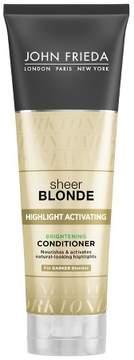 John Frieda Sheer Blonde Dark Shade Conditioner - 8.45oz