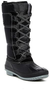 Khombu Canyon Waterproof Faux Fur Lined Boot