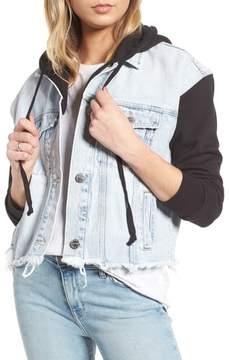 Current/Elliott The Celyn Hooded Jacket