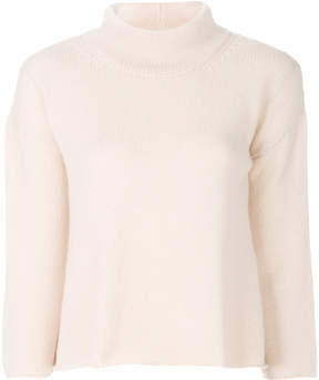 Forte Forte cashmere fitted sweater