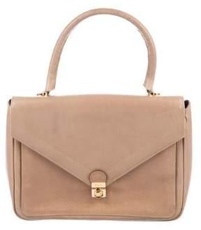 Salvatore Ferragamo Vintage Leather Top Handle Bag
