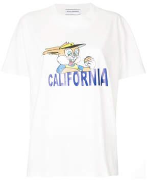 CITYSHOP California print T-shirt