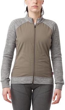 Giro Wind Guard Full-Zip Jersey - Long Sleeve