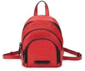 KENDALL + KYLIE Sloane Leather Mini Backpack