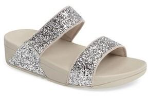 FitFlop Women's Glitterball Slide Sandal