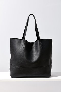 Sole Society Dawson Faux Leather Oversized Tote Bag