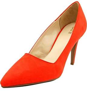 Bar III Womens Joella Pointed Toe Classic Pumps.