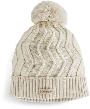 Columbia Women's Pacific Post Zigzag Beanie