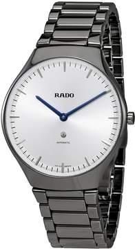 Rado True Thinline L Silver Dial Automatic Men's Watch