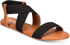 XOXO Gonzalo Strappy Flat Sandals Women's Shoes