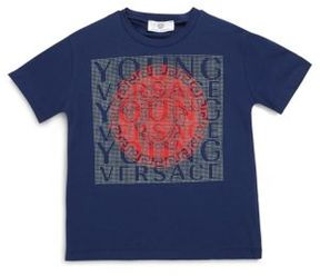 Versace Toddler's, Little Boy's & Big Boy's Graphic-Print Tee