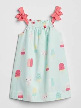 Gap Popsicle Bow Dress