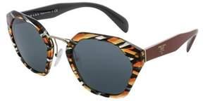 Prada Women's Pr04ts 55mm Sunglasses.