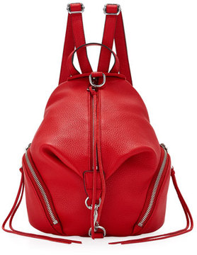 Rebecca Minkoff Julian Convertible Mini Backpack, Red - RED - STYLE