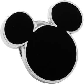 Disney Disney's Mickey Mouse Head Silhouette Lapel Pin
