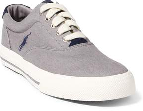 Ralph Lauren Vaughn Denim Low-Top Sneaker