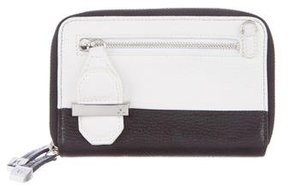 Halston Heritage Bicolor Leather Wallet