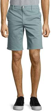 Joe's Jeans Men's Stretch-Cotton Flat Front Shorts