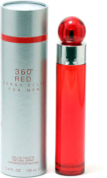 Perry Ellis 360 Red Eau de Toilette Spray, 3.4 oz./ 100 mL