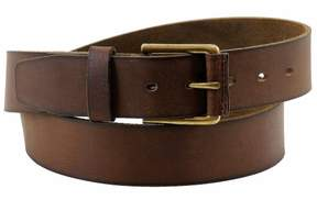 Timberland Men's B75392 Brown Genuine Leather Belt Sz. 32