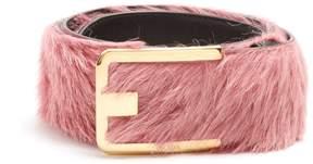 PRADA Calf-hair waist belt