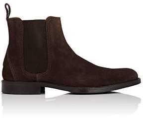Barneys New York Men's Plain-Toe Chelsea boots