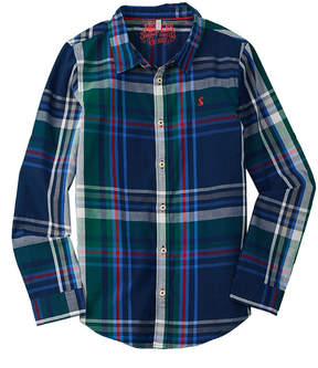 Joules Kids' Checked Shirt
