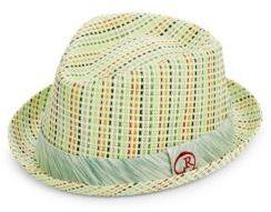 Robert Graham Woven Banded Fedora Hat