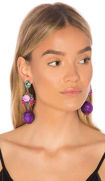Elizabeth Cole Octavia Earrings