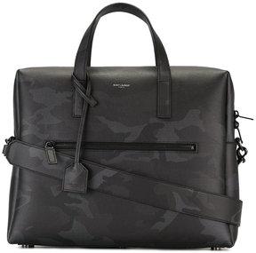 Saint Laurent Bold briefcase