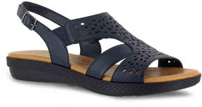Easy Street Shoes Women's Bolt Flat Sandal