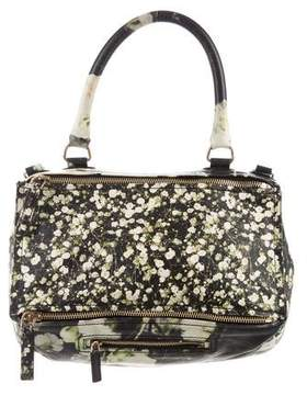 Givenchy Floral Medium Pandora Bag