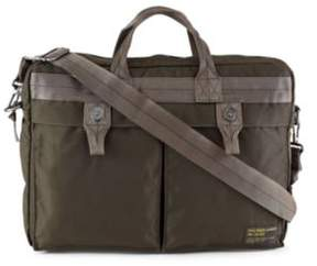 Ralph Lauren Nylon Military Briefcase Olive One Size