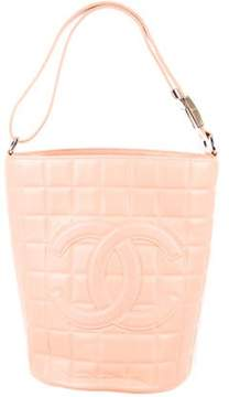 Chanel Chocolate Bar Bucket Bag