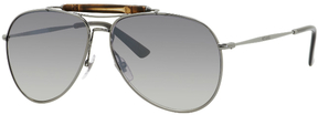 Safilo USA Gucci 2235 Aviator Sunglasses