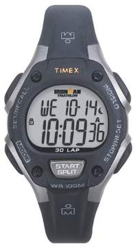 Timex Ironman 30-Lap Mid-Size Watch Blue T5E961