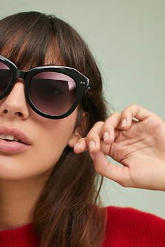 Anthropologie Squared Cat-Eye Sunglasses