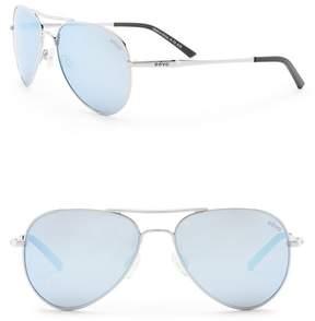Revo Ellis Polarized 58mm Aviator Sunglasses