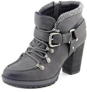 Not Rated So Gully Women Round Toe Synthetic Ankle Boot.