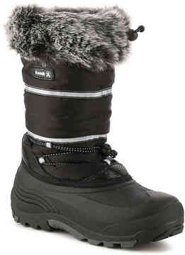 Kamik Girls Amarok Toddler & Youth Snow Boot