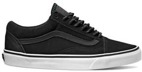 Vans Mens Old Skool Trek Shoes_ Black/Wasabi_ 9