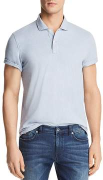 Bloomingdale's The Men's Store at Slub Jersey Enzyme Wash Classic Fit Polo - 100% Exclusive